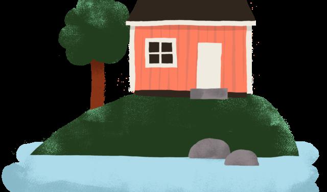 vapaa-ajan asunnot