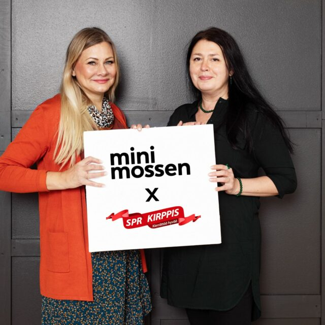 Minimossen x SPR, Maarit Rintamäki ja Maaya Raatsuk